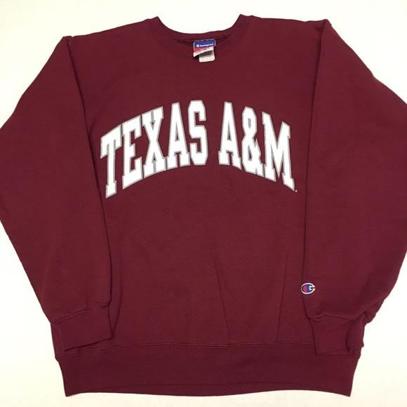 508849d84d7d Champion Other - Vintage Champion Texas A M Crewneck Sweatshirt